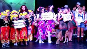 Bodrum Dans Festivali'nde renkli görüntüler