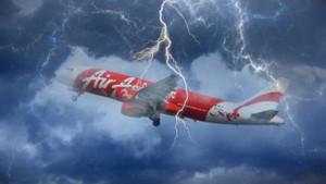 Uçaklar Cumulonimbus bulutu yüzünden iniş yapamadı