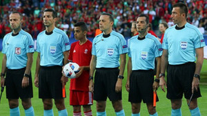 Cüneyt Çakır'a EURO 2016'da dev bir maç daha!