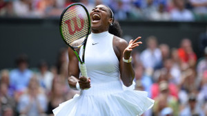 Serena Williams, Amra Sadikovic'i 2-0 yendi