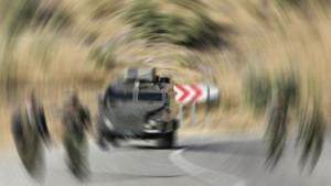 Diyarbakır Lice'de roketatarlı saldırı