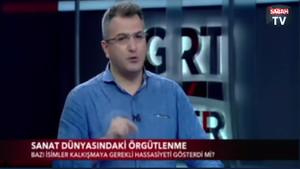 Cem Küçük: Gülben Ergen'in kocası TRT'de nasıl haber sunar?