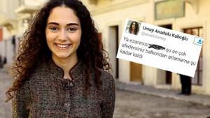 Umay Anadolu Kaboğlu ezana küfretti!