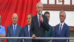 Kılıçdaroğlu: Bir şehidimiz var beni en çok üzen şey o...