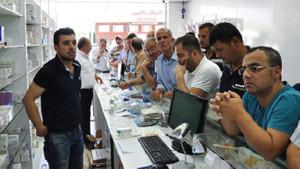 Elbistan'da hastanelere başvuranların sayısı 10 bini buldu!