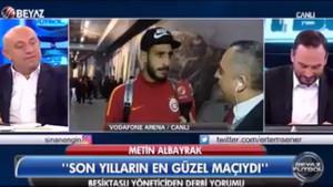 Tolga Ciğerci: Sinan Engin ve Ahmet Çakar kim?
