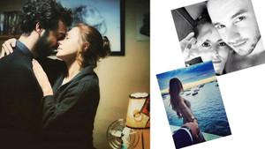 İşte instagram üzerinden aşklarını ilan eden ünlüler