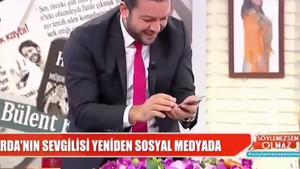 Gülşah Saraçoğlu'na canlı yayında evlenme teklifi