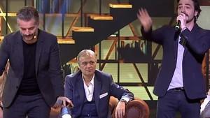Ahmet Kural ve Murat Cemcir Beyaz Şov'u böyle coşturdu