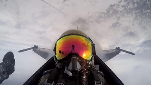 SoloTürk pilotundan çarpıcı mesaj