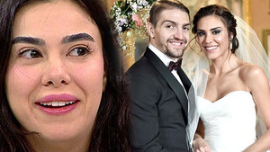 Asena Atalay evliliğin şokunu atlatamadı