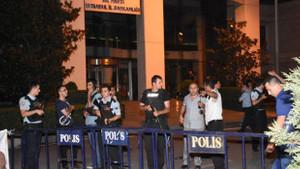 AK Parti İstanbul İl Başkanlığı'na yönelik lav silahıyla saldırı girişimi düzenlendi