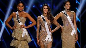 Filipinli Pia Alonzo kainat güzeli seçildi