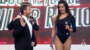 Pilar Rubio coştu!