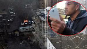 İzmir'de meydana gelen hain saldırıyı görgü tanıkları anlattı