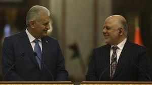 Başbakan: Ya Irak ve Peşmerge PKK'yı kovacak, ya da Türkiye temizlik yapacak!