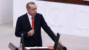 Erdoğan'dan sert HDP açıklaması