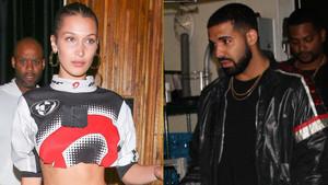 Bella Hadid ve Drake'in gizli aşkı deşifre oldu