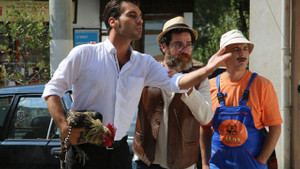 Gökhan Türkmen ve Ata Berk Mutlu Şevkat Yerimdar'da