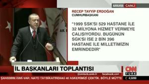 Erdoğan'dan Merkez Bankası'na sert tepki: Söyledikleriniz tutmuyor