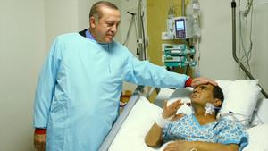 Erdoğan'dan Naim Süleymanoğlu'nun vefatıyla ilgili ilk açıklama