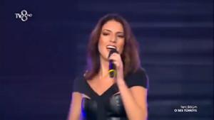 Merem Magomedeva O Ses Türkiye performansı