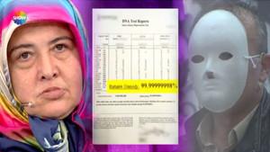 Türkiye'nin beklediği DNA testi canlı yayında açıklandı