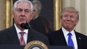 Trump, Dışişleri Bakanı Tillerson'ı görevden alacak