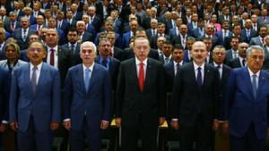 Erdoğan istifalar sebebiyle oluşan algıdan dolayı mutsuz