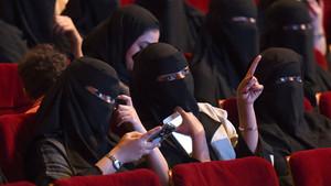 Suudi Arabistan'da sinema yasağı da kalktı