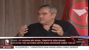 Yılmaz Özdil'in Reza Zarrab yorumu olay oldu
