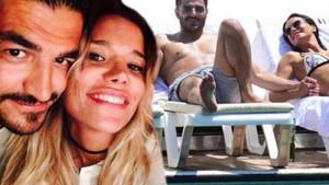 Ebru Şallı'nın evli sevgilisinin başı mal paylaşımıyla dertte