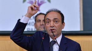 Meclis'te ben Kürdistan vekiliyim diyen Osman Baydemir'e ceza verildi