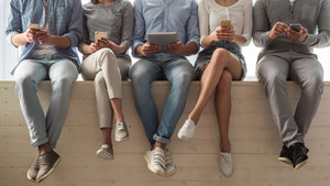 Akıllı telefonlar, tabletler fıtık yapıyor