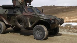 Son dakika haberleri: Dargeçit'te zırhlı aracın geçişi sırasında patlama