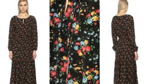 Basma Elbisenin Fiyatı Görenleri Şaşırtıyor