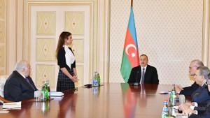 Aliyev'in karısı Mehriban olay oldu! Meğer kızları ve eşi...