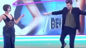 Kerimcan Durmaz ve Bahar'ın erotik dansına tepki yağdı!