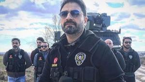 Erhan Çelik terör operasyonuna katıldı!