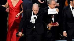 Oscar Ödül Töreni'ndeki bu anlar tarihe geçti!