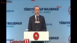 Cumhurbaşkanı Erdoğan'dan plaka tahdidi isteyen servisçilere tepki