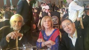 Tayfun Talipoğlu nereli eşi ve oğlu kimdir karısı Filiz ile...