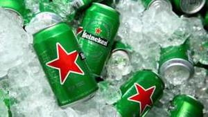 Macaristan'da logosu kızıl yıldız olan Heineken birasına yasak geliyor