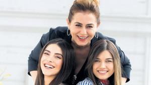 Nazan Kesal, Deniz Baysal ve Afra Saraçoğlu bu dizide... Türkiye'de her mahallede bir Fazilet var