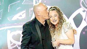 İsrailli şarkıcı Sapir Saban'ın Tatlıses sevgisi! Şarkılarınızla büyüdüm
