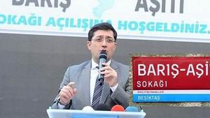 Beşiktaş'ta sokağa Kürtçe isim verilmesine inceleme!