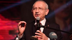 Kemal Kılıçdaroğlu'ndan olay gaf