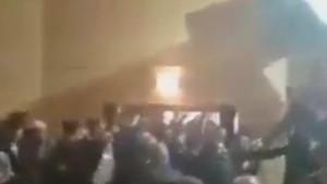MHP'li muhaliflerin toplantısında olay
