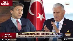 İsmail Küçükkaya'dan Başbakan Yıldırım'a zor sorular