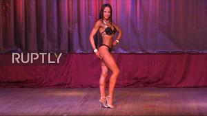 Donbass Vücut Geliştirme ve Fitness şampiyonası